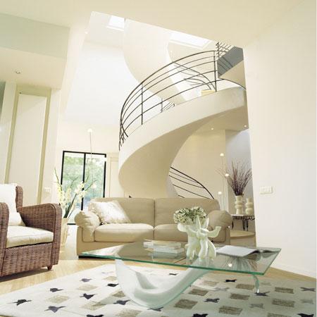 افخم ديكورات السلالم الدخلية اليكم احدث ديكورات السلالم