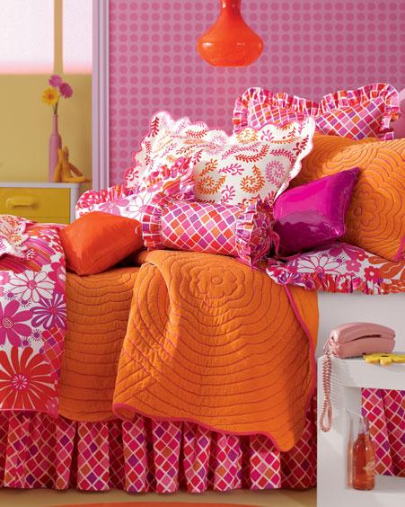 صور مفارش سراير 2013 ، مفارش سرير بألوان ربيع 2013 1205241602363YNp.jpg