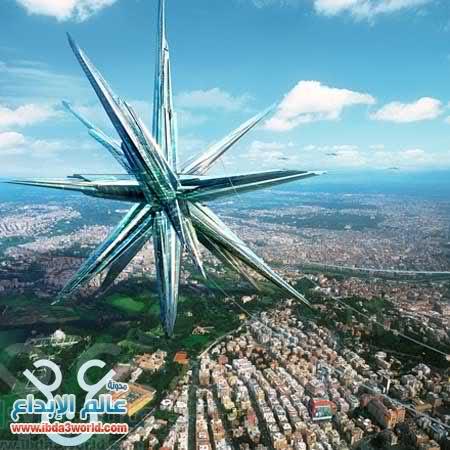 أغرب ما شاهدت: المدينة الطائرة في الصين و البناية الغامرة في الماء 1207060042332ut7.png