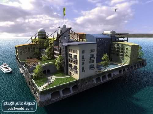 أغرب ما شاهدت: المدينة الطائرة في الصين و البناية الغامرة في الماء 120706004233F6gO.png