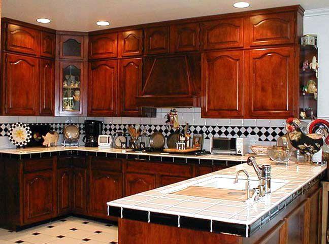 مطابخ خشبية 2012 مطابخ الخشب