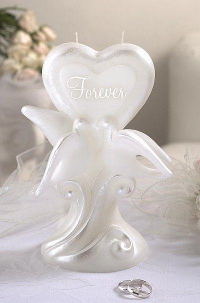 شموع للعروس 2012 شموع جميلة