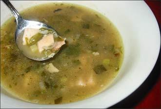 حساء الدجاج 2013 حساء الدجاج