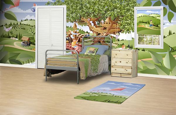 احدث كولكشن ديكورات غرف اطفال 2013 . ديكور جنان 120929171858zI4b.jpg