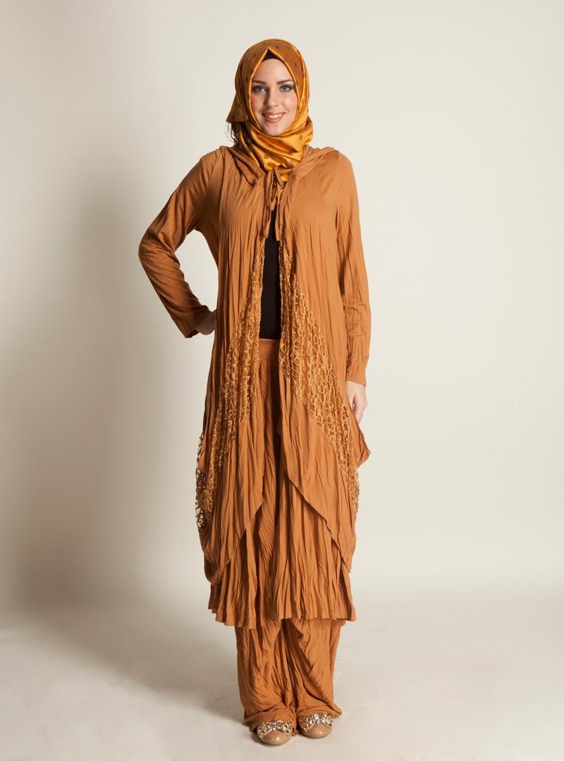اجمل تشكيله ازياء محجبات 2013 ، ملابس محجبات علي الموضه ، ملابس بنات محجبات 2013