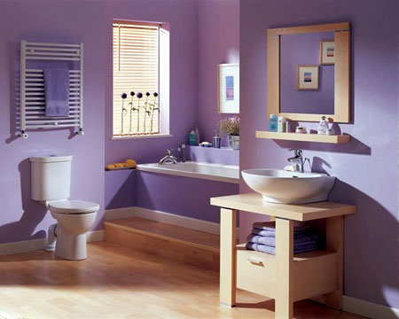خطوات بسيطة لتغير منظر حمامك