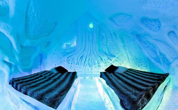 أروع الفنادق الجليديـه كندا 2013
