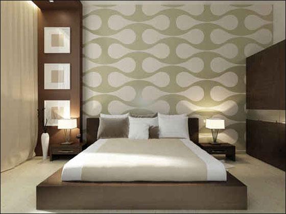 ديكورات كلاسيكية لغرف النوم 2013