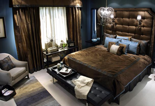 ديكورات عجيبة لغرف النوم 2013