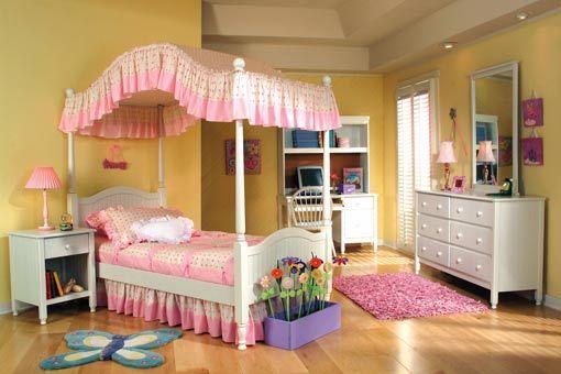 : غرف بناتيه جميله : غرف