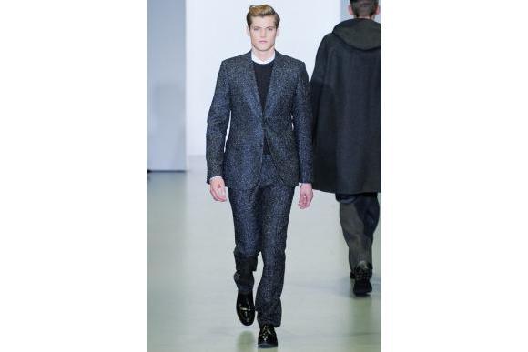 أزياء الشتاء ببصمة كالفن كلاين Calvin Klein2013