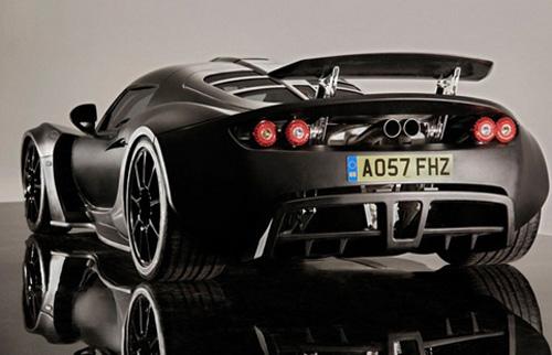 سيارة هينيسي 2013, سيارة هينيسي