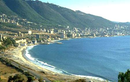 السياحة فى لبنان 2013 طبيعة لبنان