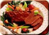 تحضير اللحم بالخضار بالصور 2013