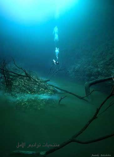 نهر تحت سطح المياه في المكسيك 2013 1212310309169cJl.jpg