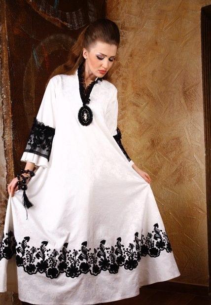جلابيات وفساتين للحوامل 2013 1305041455049kZX