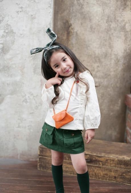 أزياء كيوت للأطفال 2013